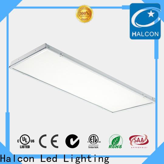 Halcon led flat panel ceiling lights company bulk production
