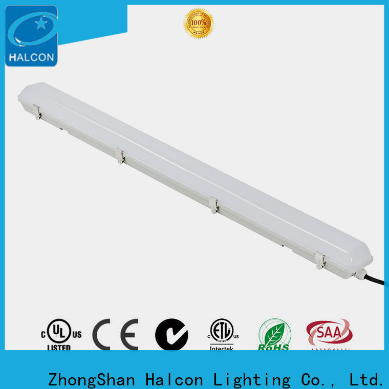 Halcon vapor proof light factory direct supply for indoor use