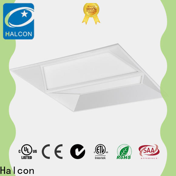 Halcon flat led light with good price bulk production