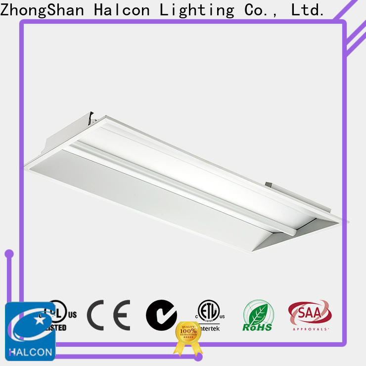Halcon panel light housing best manufacturer for shop