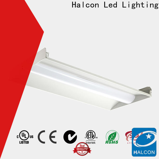 Halcon new hanging troffer lights with good price bulk production