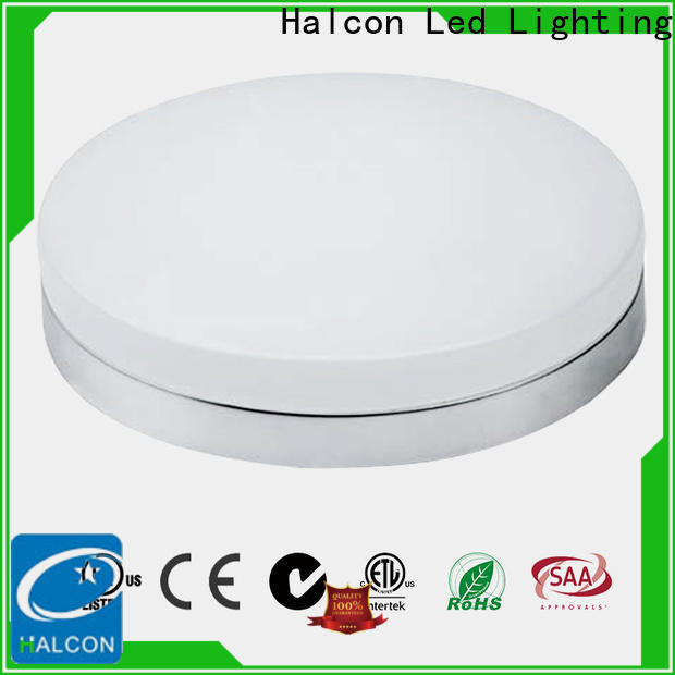 Halcon round led light supply for living room