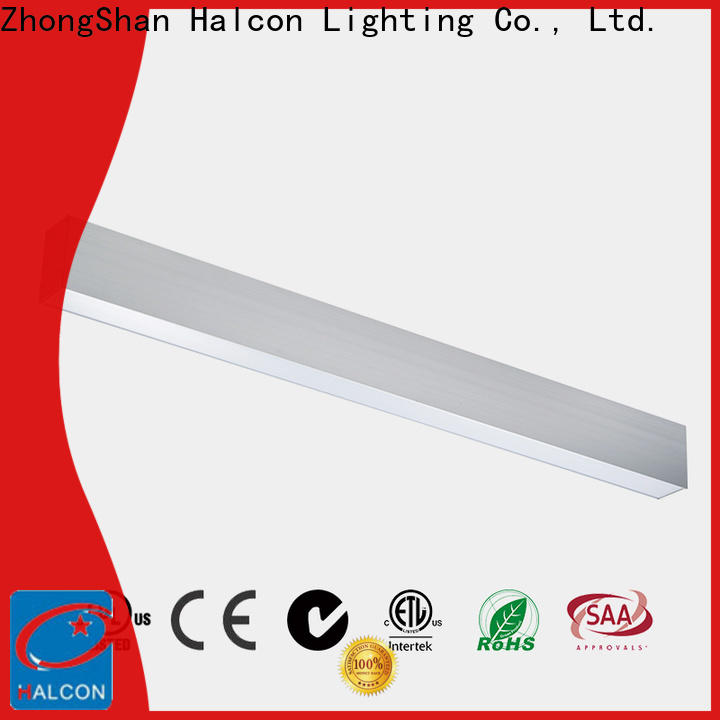 Halcon up and down led lights directly sale for promotion