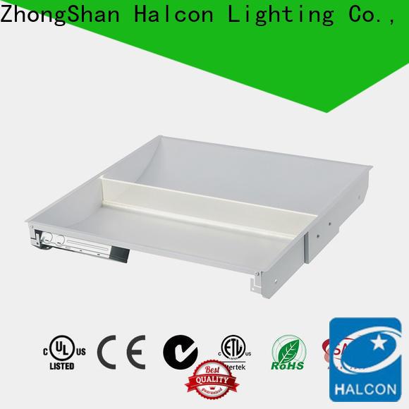 Halcon latest flat led light factory direct supply bulk production