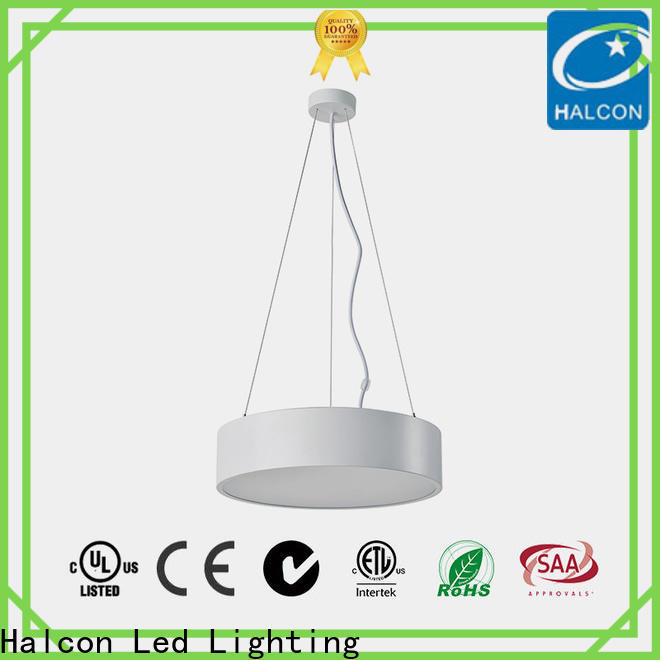 Halcon hanging strip lights series for indoor use