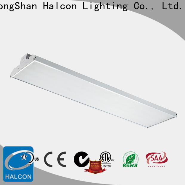 Halcon reliable high bay led shop lights from China for indoor use