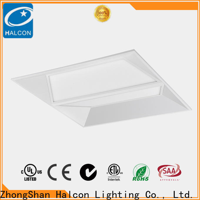 Halcon led panel ceiling light factory for indoor use