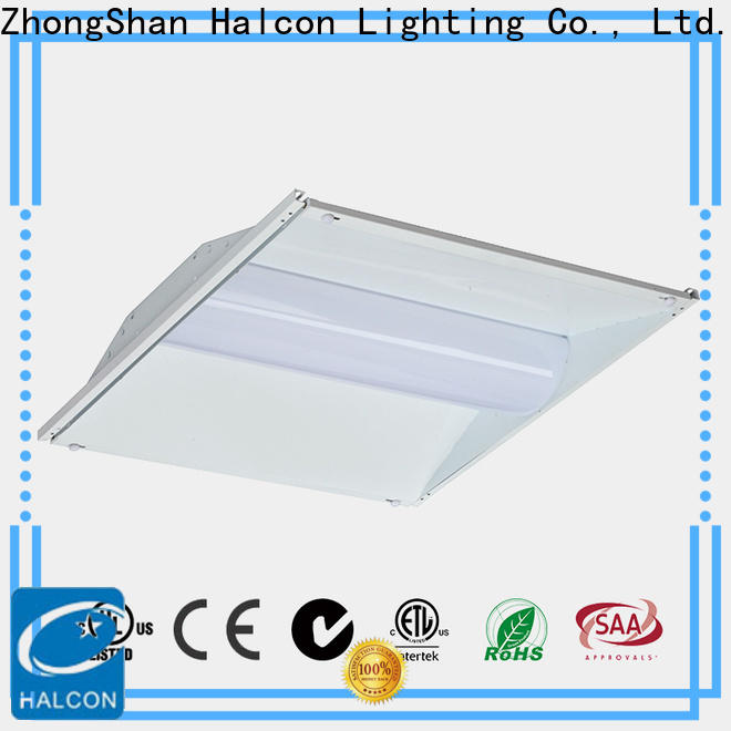 Halcon cheap led retrofit recessed light kit from China for factory