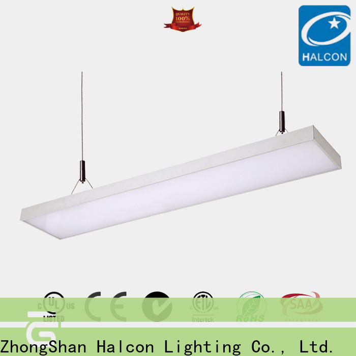 Halcon durable led pendant light fixtures with good price bulk production