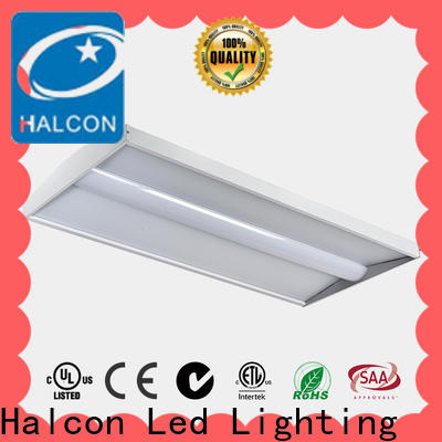 high quality recessed led troffer series for shop