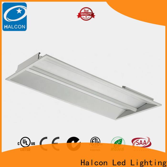 Halcon led panel troffer best manufacturer for lighting the room