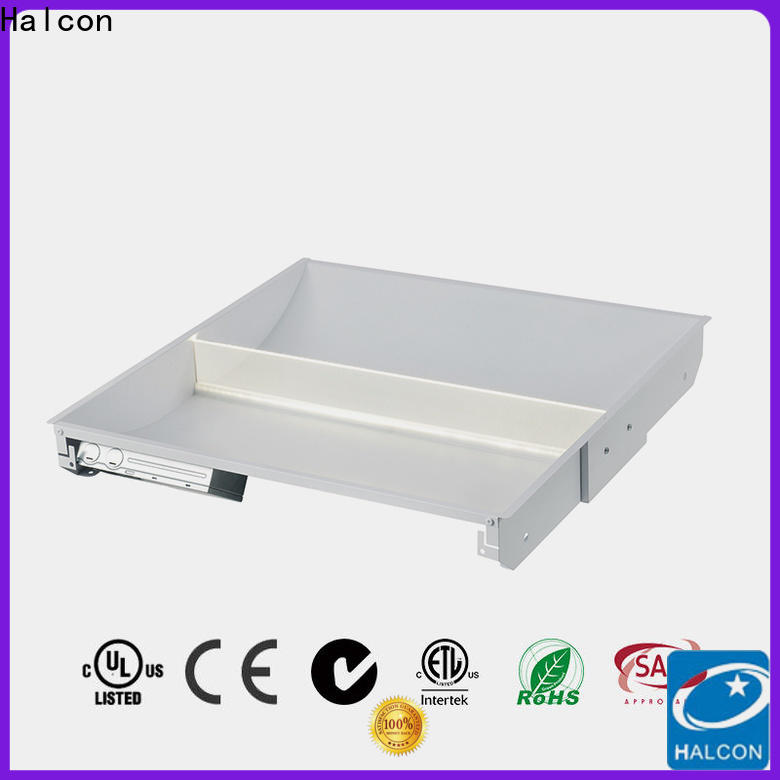 cheap led troffer light factory direct supply bulk production