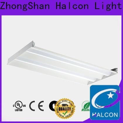 Halcon durable led panel troffer series bulk production