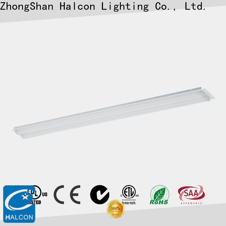 Halcon stable led can lights factory for conference room