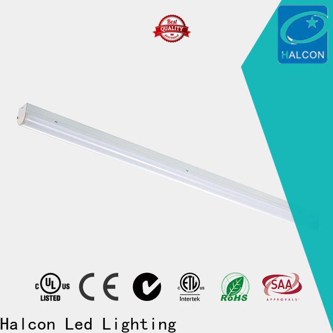 factory price led strip lighting with diffuser factory for living room