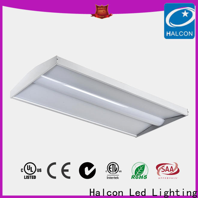 Halcon factory price led light panel ceiling directly sale for office