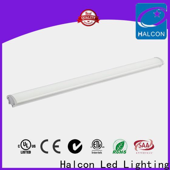 Halcon vapor proof fluorescent fixtures manufacturer for lighting the room