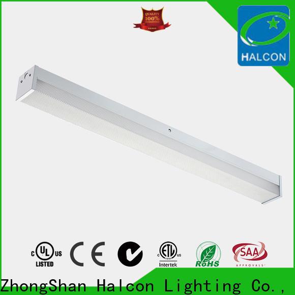 Halcon led linear ceiling lights factory bulk production
