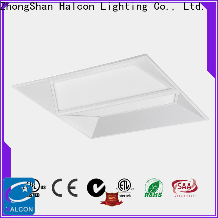 Halcon led ceiling panels supply for lighting the room