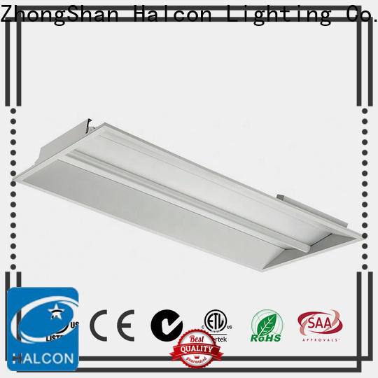 best price led troffer light company for office