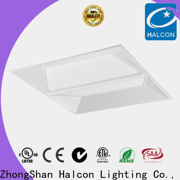 Halcon led round panel ceiling lights factory for lighting the room