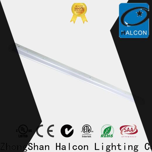 Halcon slim led batten lights series for office