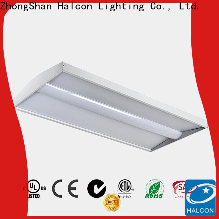 Halcon hot selling hanging led panel light with good price for conference room