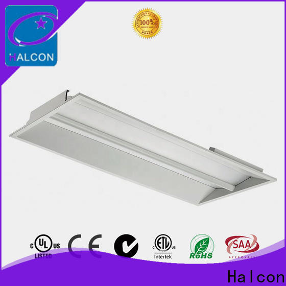 Halcon factory price led ceiling panels lights suppliers for indoor use