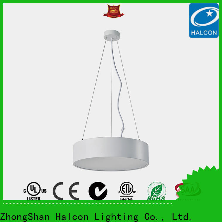 Halcon top quality flexible track lighting manufacturer for promotion