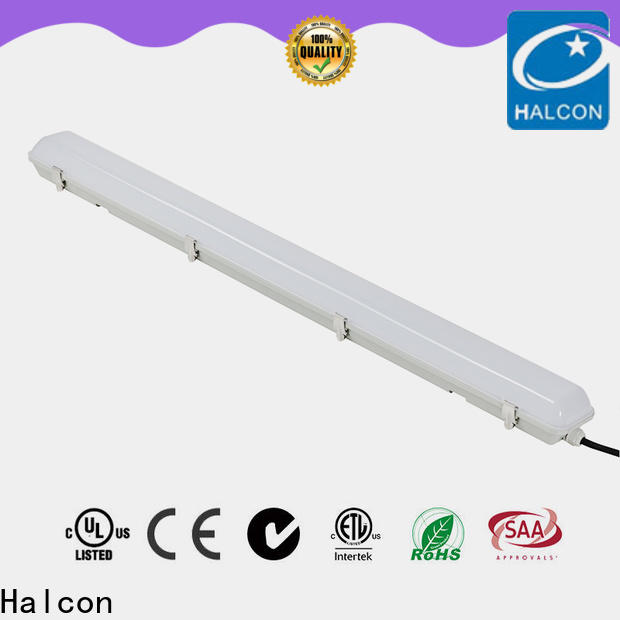 Halcon high quality vapor proof light factory for lighting the room
