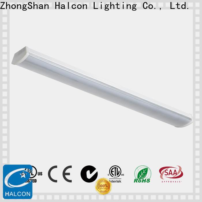 Halcon led ceiling linear light suppliers bulk production