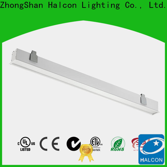 professional led tube light fitting series for conference room