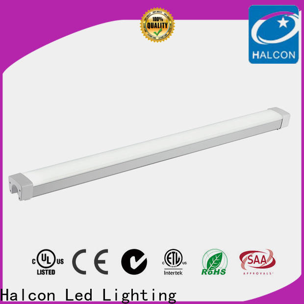 Halcon stable led vapor light with good price for lighting the room
