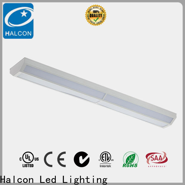 Halcon high quality commercial led linear lighting inquire now for conference room