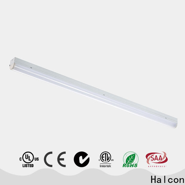 Halcon top led strip lights with diffuser supply for promotion