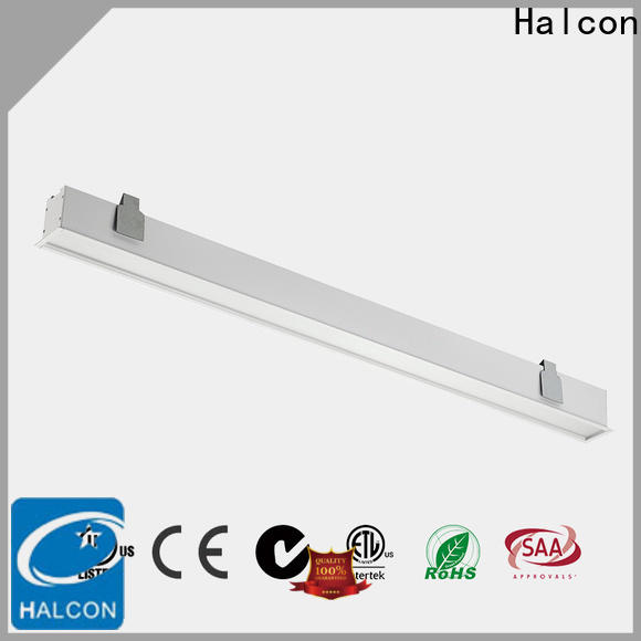 Halcon top quality led retrofit kits for recessed lighting directly sale for school