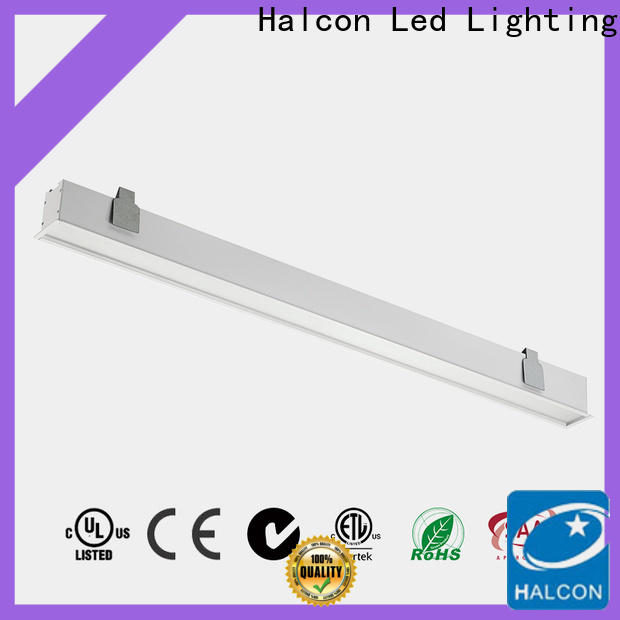 Halcon popular recessed led light kit with good price for office