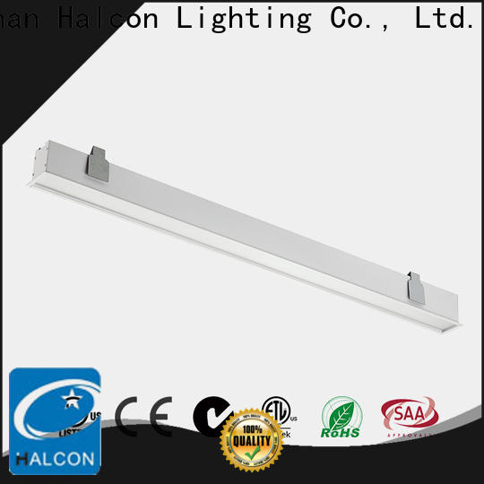 Halcon factory price led tube light fitting factory direct supply for conference room