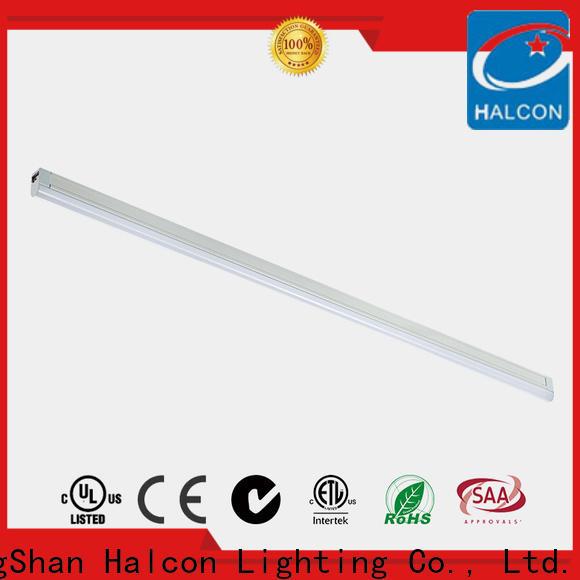 Halcon best price under cabinet led light bar supply bulk production