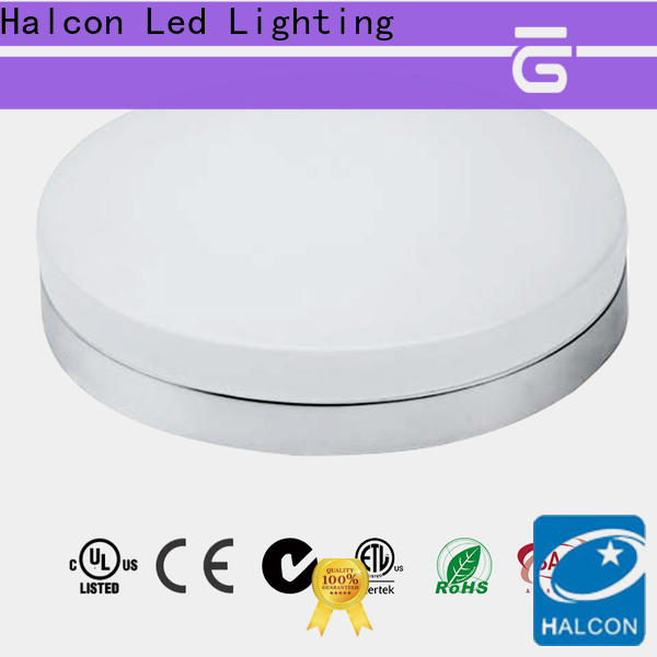 Halcon eco-friendly circle led ceiling light factory direct supply for office