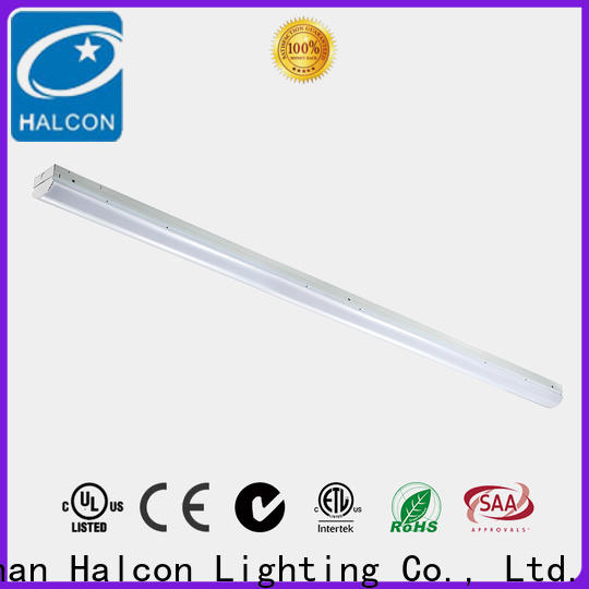 Halcon led strip with diffuser best supplier for school