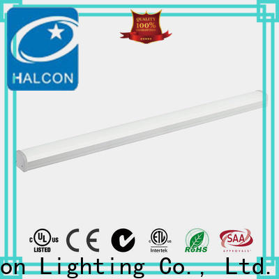 Halcon vapor proof led light fixture factory direct supply for indoor use