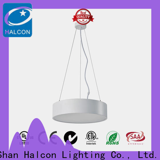Halcon hanging track lights from China for promotion