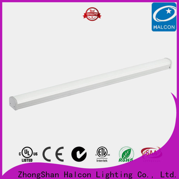 Halcon vapor proof fluorescent light fixtures with good price for home