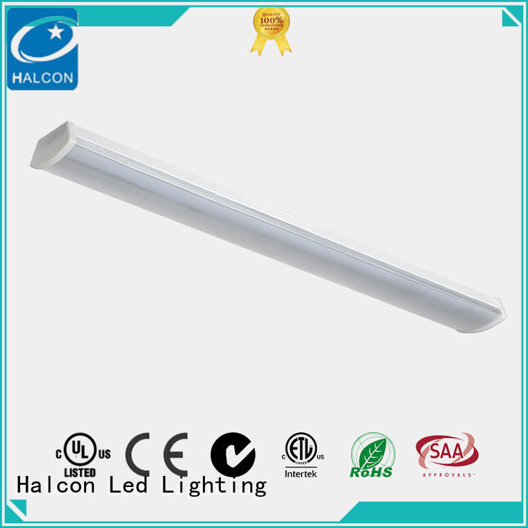 Halcon factory price linear light ceiling wholesale for shop